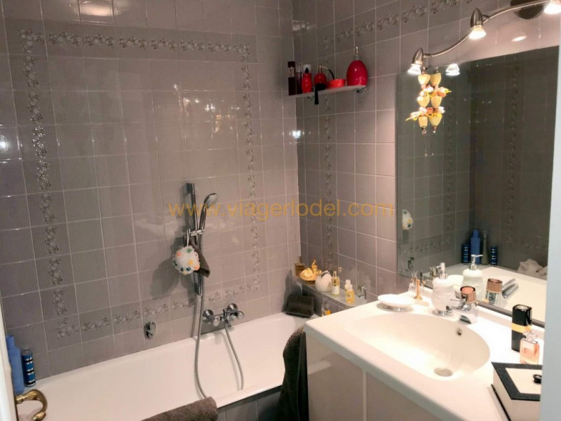 Life annuity apartment Nice 70 000€ - Picture 5