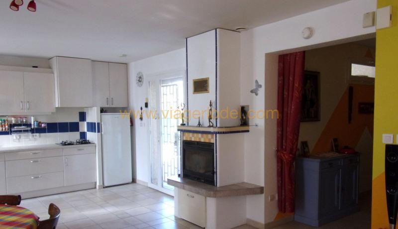 Vendita nell' vitalizio di vita casa Bizanet 65000€ - Fotografia 6