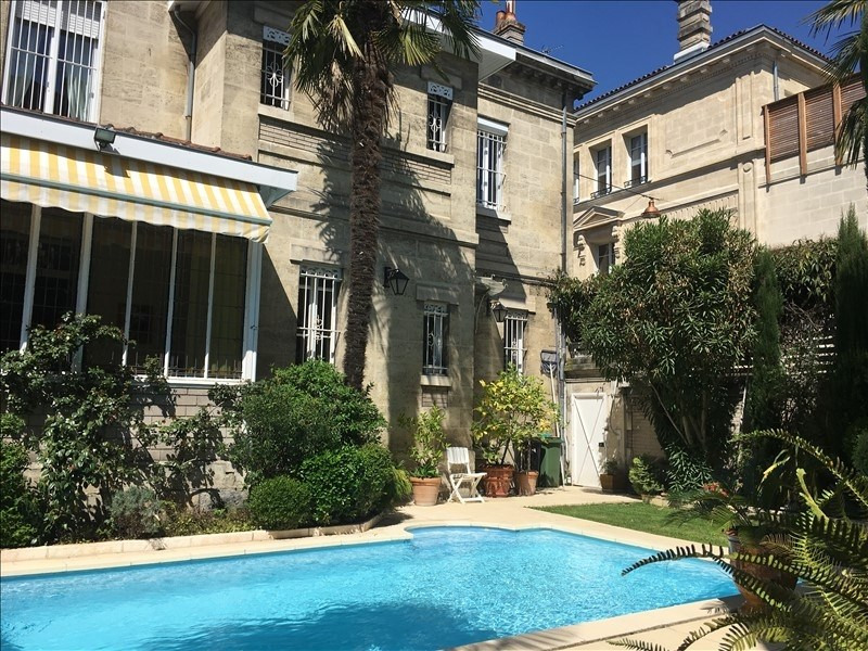 Vente de prestige maison / villa Bordeaux 1398000€ - Photo 1