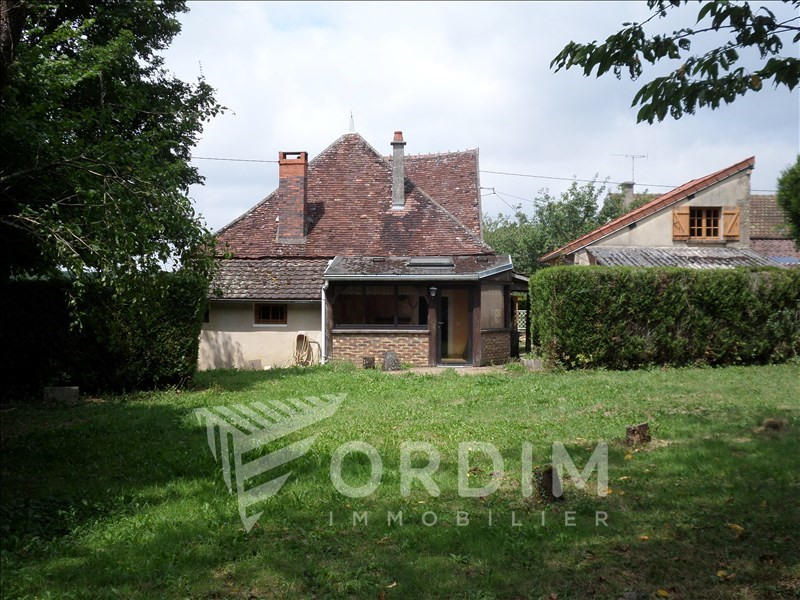Vente maison / villa Donzy 69000€ - Photo 2