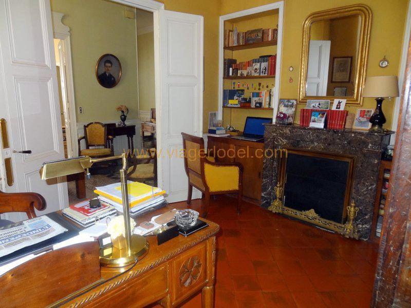 Lijfrente  huis Saint-laurent-de-la-cabreris 130000€ - Foto 8