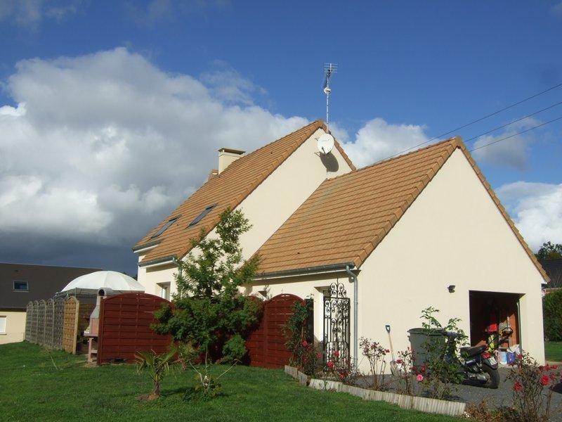 Vente maison / villa Canchy 180400€ - Photo 1