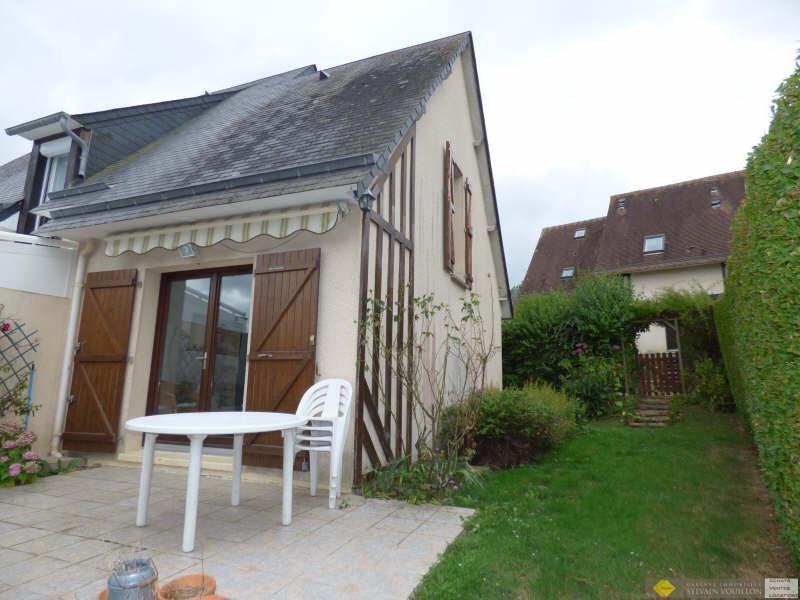 Revenda casa Villers sur mer 159000€ - Fotografia 1