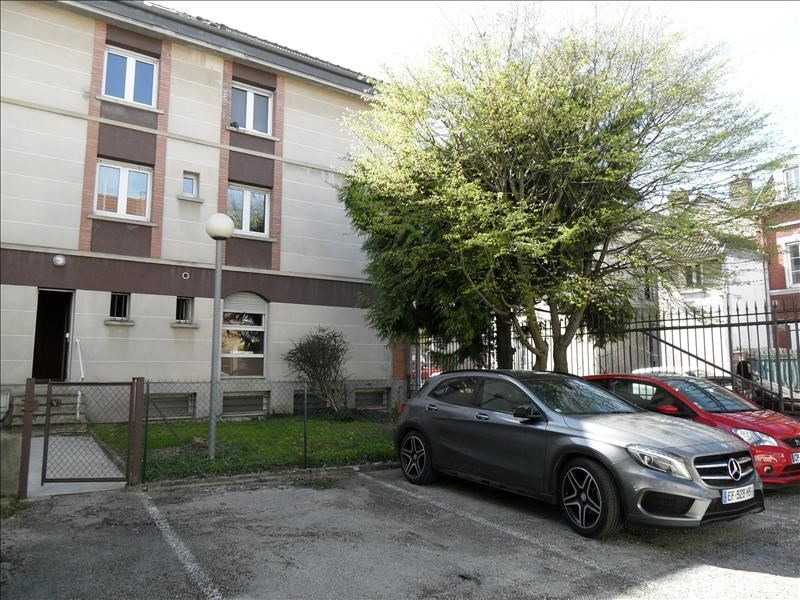 Sale apartment Troyes 89 500€ - Picture 1