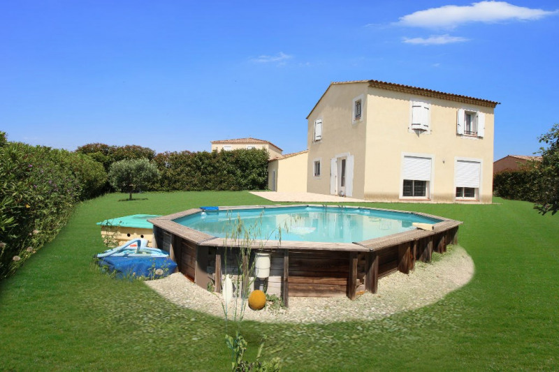 Vente maison / villa Bouillargues 266000€ - Photo 1