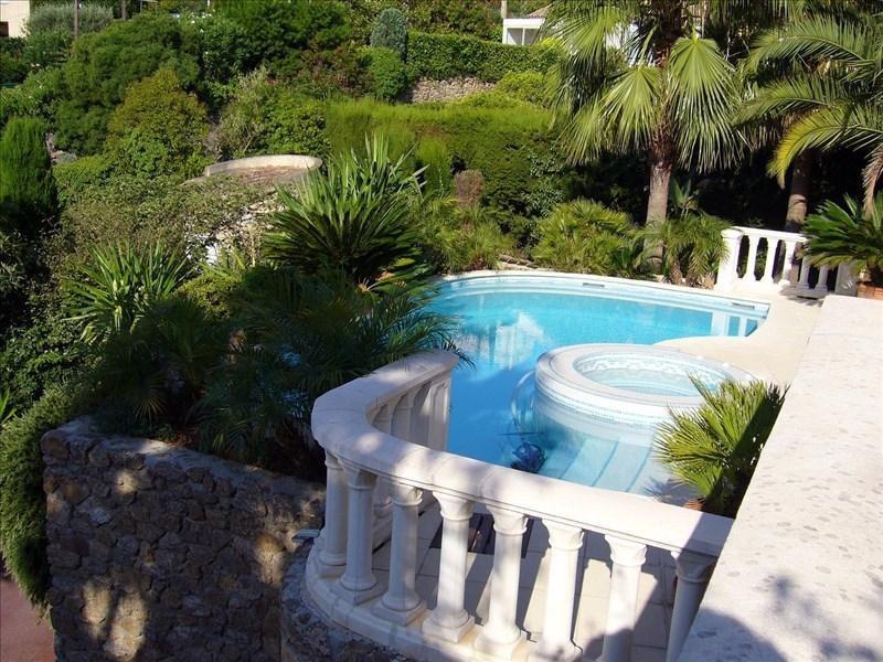 Immobile residenziali di prestigio casa Le golfe juan 1690000€ - Fotografia 4