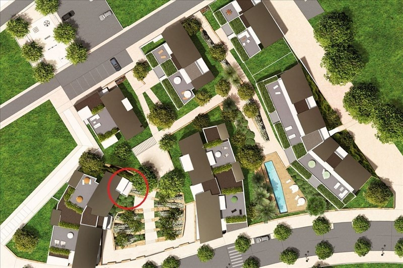 Rental apartment St jean de vedas 900€ CC - Picture 3