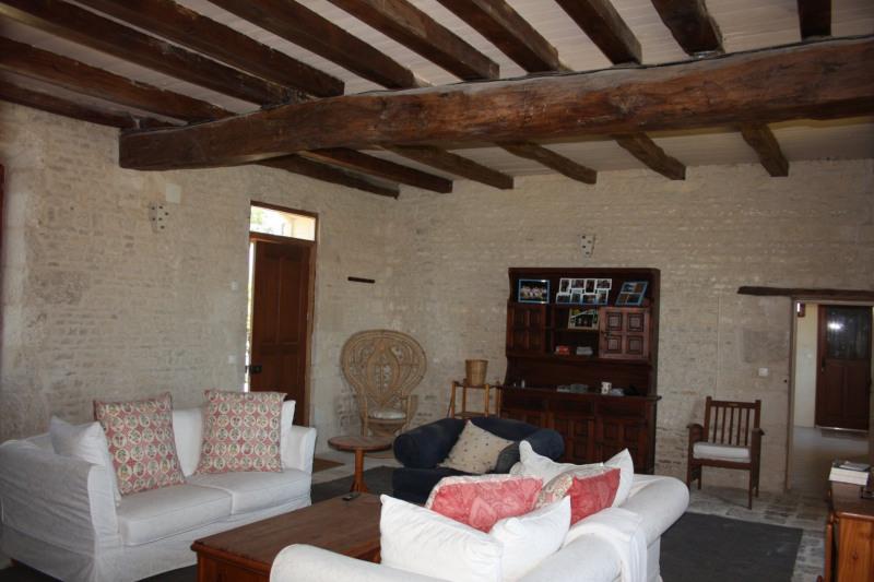 Vente maison / villa Prisse la charriere 420000€ - Photo 5
