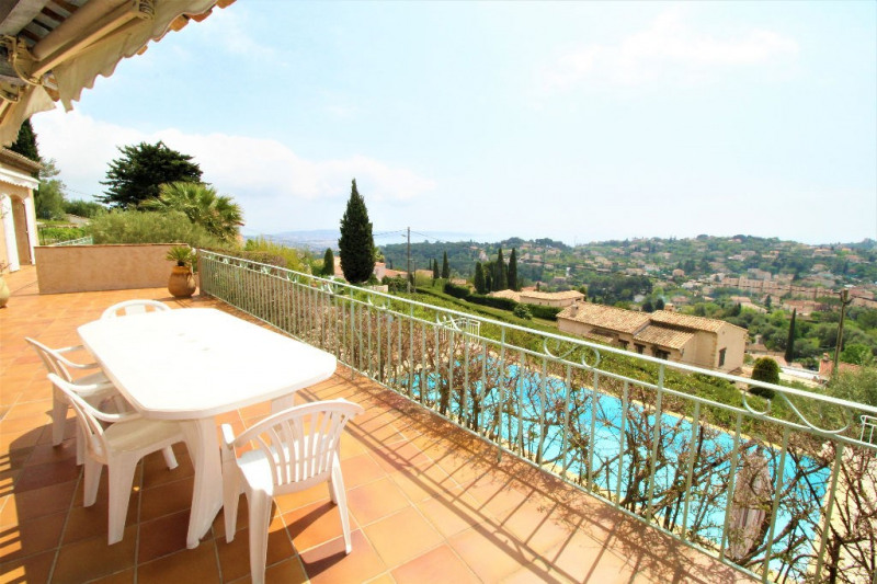 Deluxe sale house / villa Vallauris 985 000€ - Picture 4