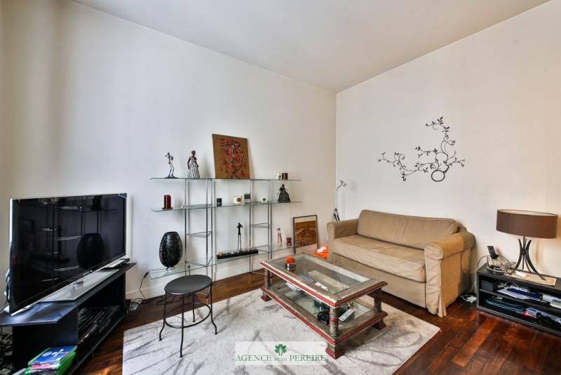 Sale apartment Paris 17ème 410000€ - Picture 2