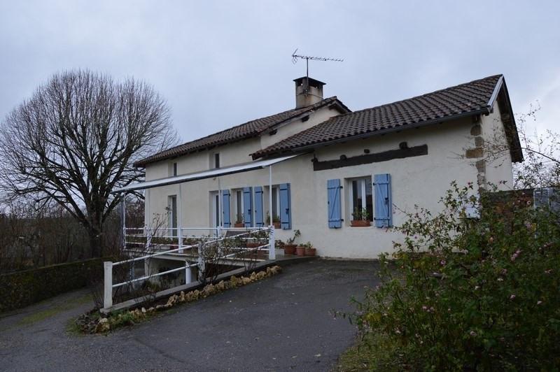 Sale house / villa Figeac 127000€ - Picture 1