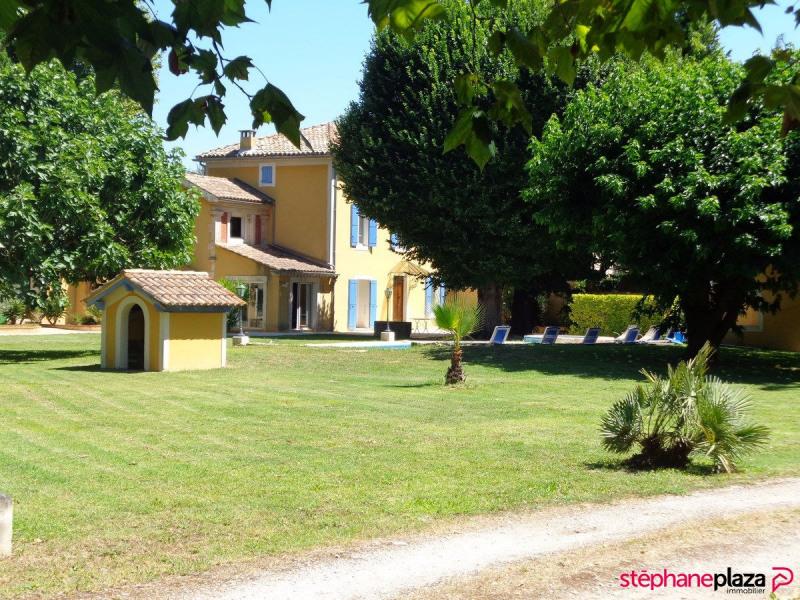Vente de prestige maison / villa Entraigues sur la sorgue 870000€ - Photo 17