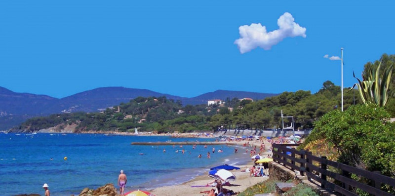 Vacation rental house / villa Cavalaire 1600€ - Picture 17
