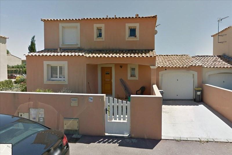 Location maison / villa Villeneuve les maguelone 1053€ CC - Photo 1