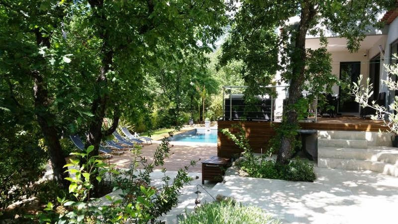 Deluxe sale house / villa Sollies toucas 629 000€ - Picture 2