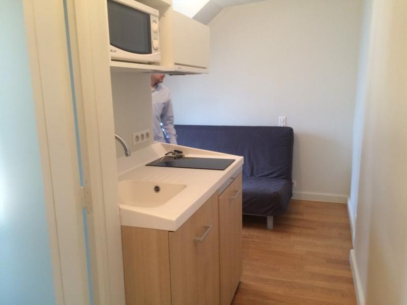 Rental apartment Paris 1er 790€ CC - Picture 1