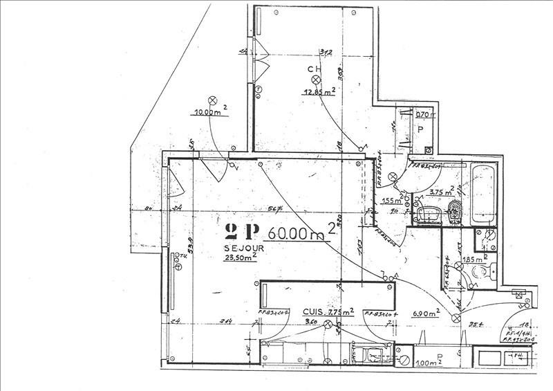 Location appartement Chatou 949€ CC - Photo 2