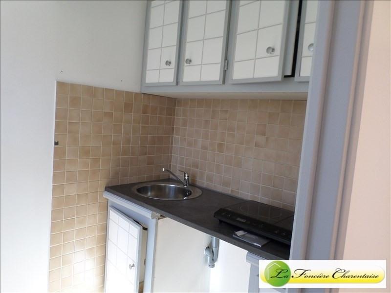 Rental apartment Magnac sur touvre 380€ CC - Picture 3