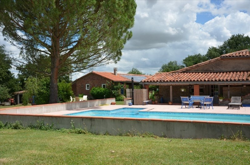 Vente maison / villa Bourg st bernard (secteur) 375900€ - Photo 11