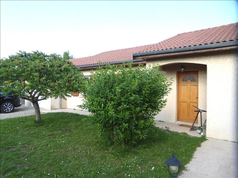 Vente maison / villa Heyrieux 324000€ - Photo 2