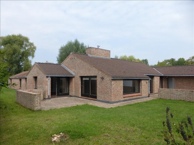 Vente de prestige maison / villa Drouvin le marais 443000€ - Photo 1