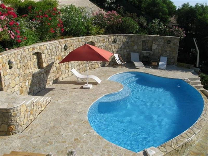 Vacation rental house / villa Les issambres 1 910€ - Picture 15