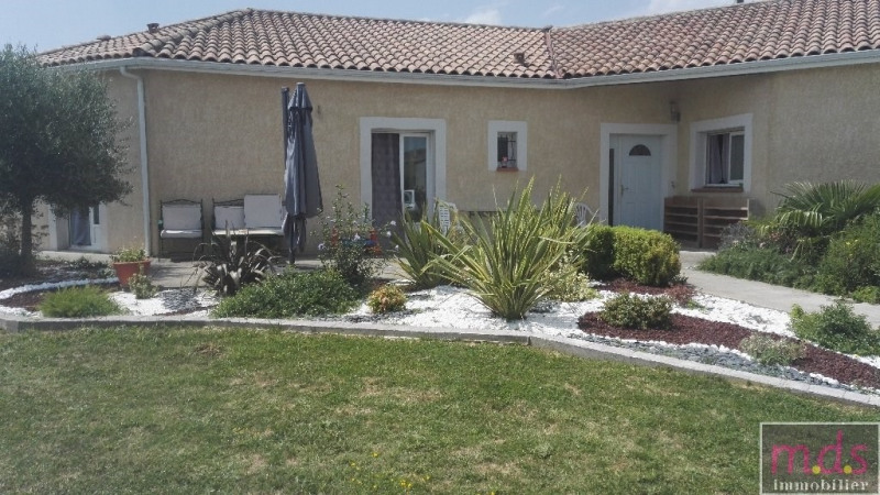 Vente maison / villa Verfeil secteur 350000€ - Photo 6