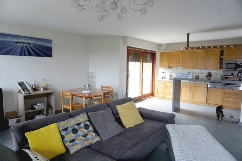Vente appartement Collonges sous saleve 319200€ - Photo 2
