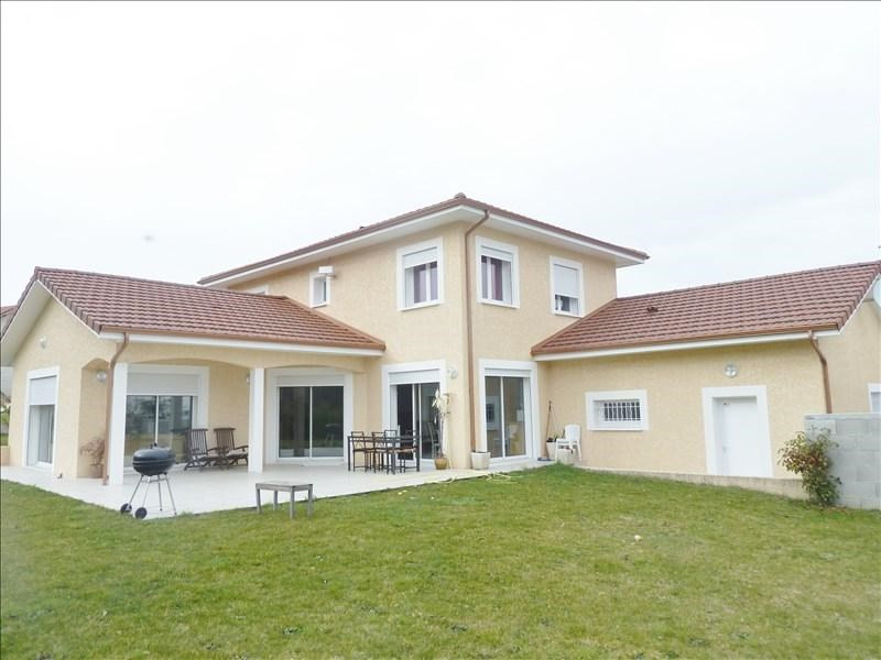 Sale house / villa St alban de roche 365000€ - Picture 1