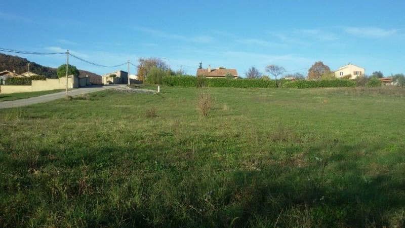 Vente terrain Chomérac 109000€ - Photo 3