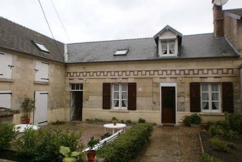 Vente maison / villa Villers cotterets 170000€ - Photo 1