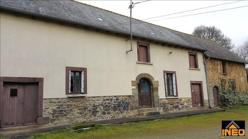 Vente maison / villa La meziere 99800€ - Photo 1