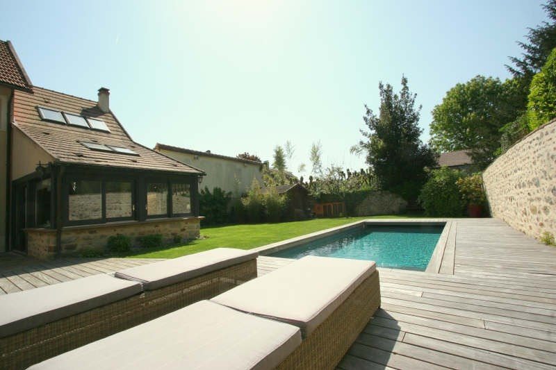 Vente maison / villa Samoreau 460000€ - Photo 2