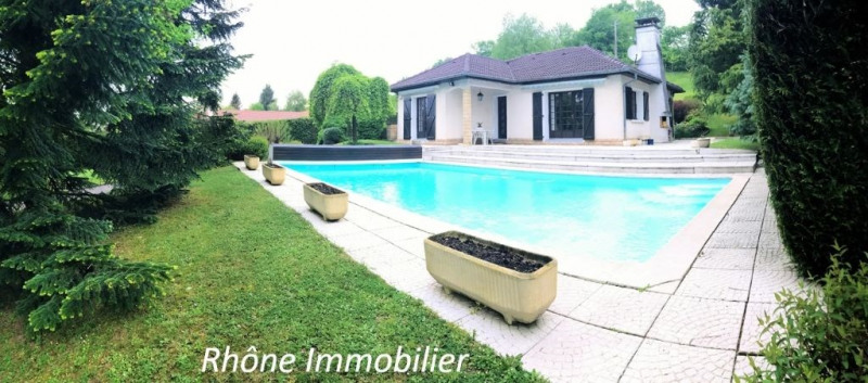 Vente maison / villa Saint chef 330000€ - Photo 10
