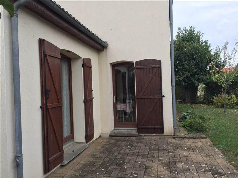 Vente maison / villa Poitiers 199000€ -  3