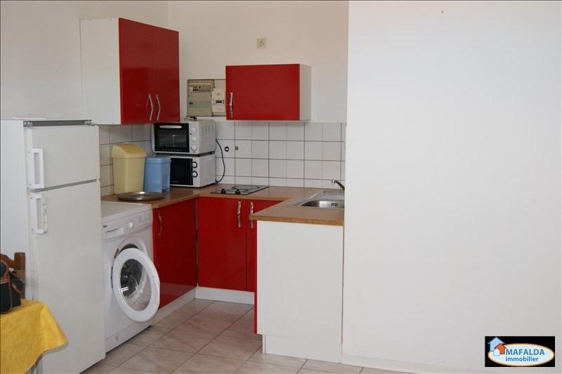 Sale apartment Mont-saxonnex 106000€ - Picture 2