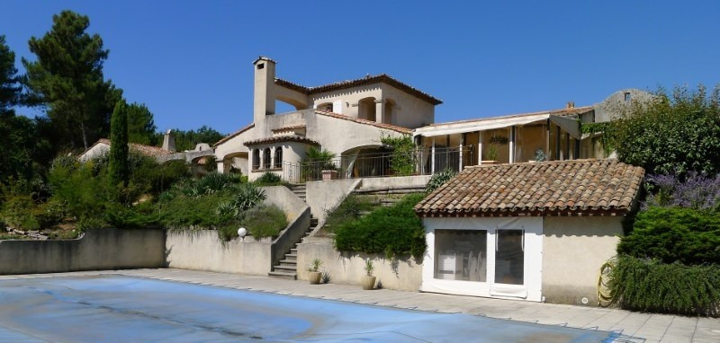 Deluxe sale house / villa Peyrins 890000€ - Picture 1