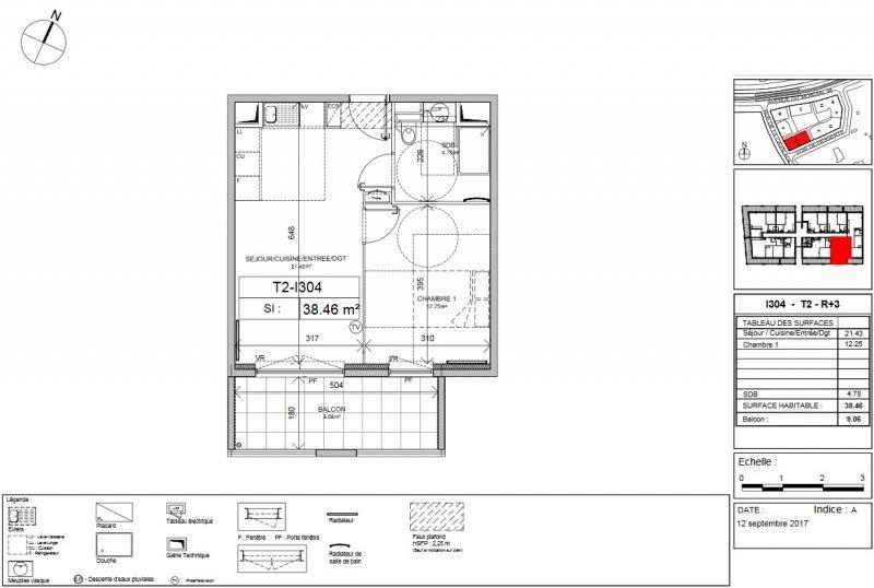 Sale apartment Montpellier 203000€ - Picture 3