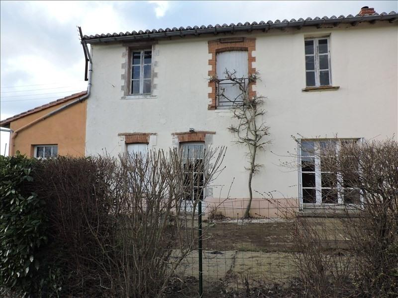 Vente maison / villa La regrippiere 74990€ - Photo 1