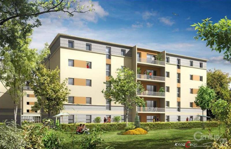 Verhuren  appartement Caen 360€ CC - Foto 2