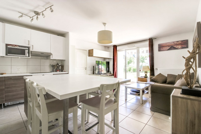 Vente appartement Decines charpieu 269000€ - Photo 2