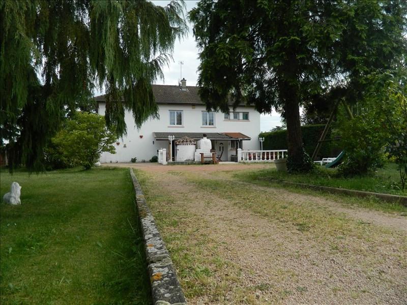 Sale house / villa St leger sur roanne 227900€ - Picture 1