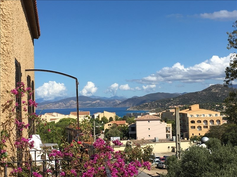 Location appartement L ile rousse 950€ CC - Photo 1