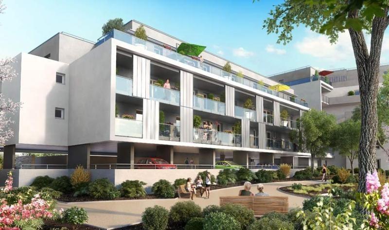 Location appartement Grenoble 667€ CC - Photo 1
