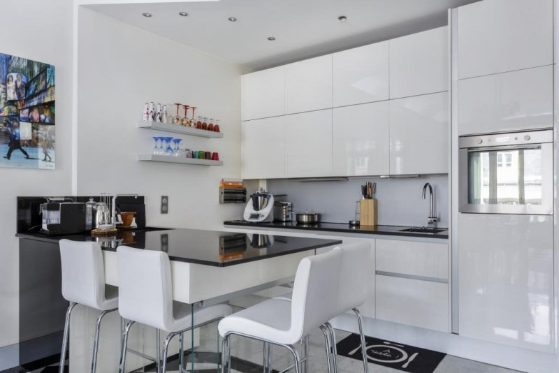 Vente de prestige appartement Paris 8ème 1600000€ - Photo 4