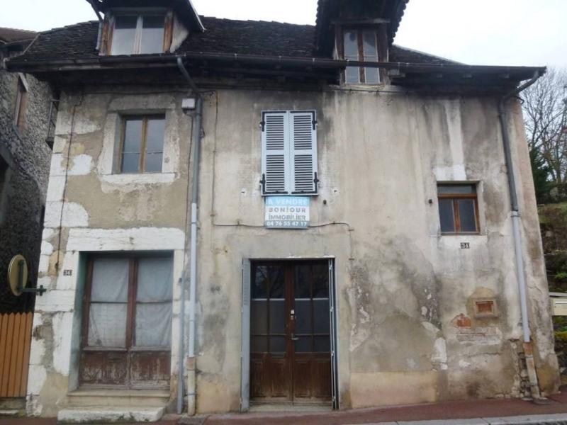 Vente maison / villa Les echelles 65000€ - Photo 1