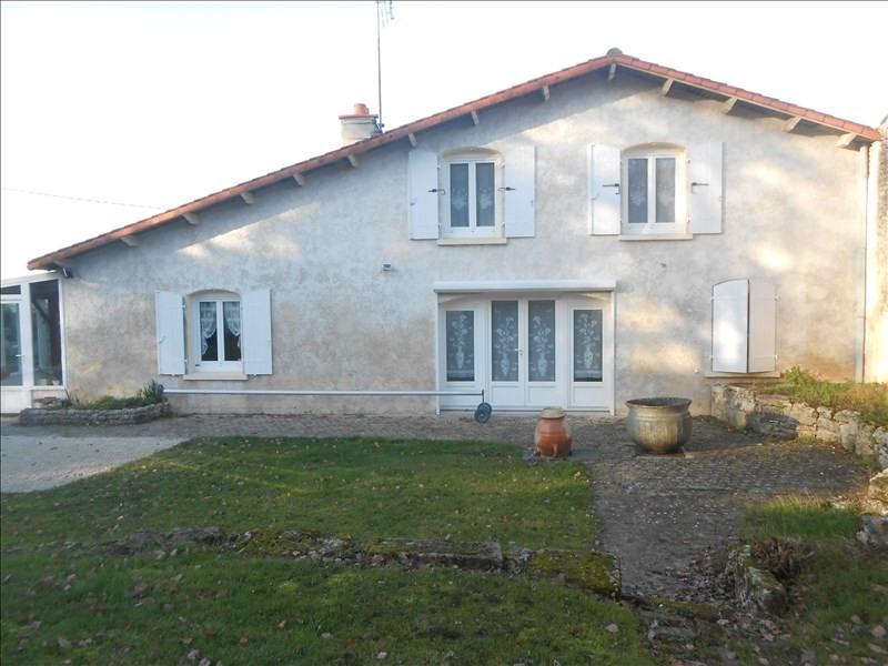 Sale house / villa Aulnay 160500€ - Picture 8