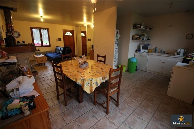 Vente maison / villa Brionne 138000€ - Photo 2