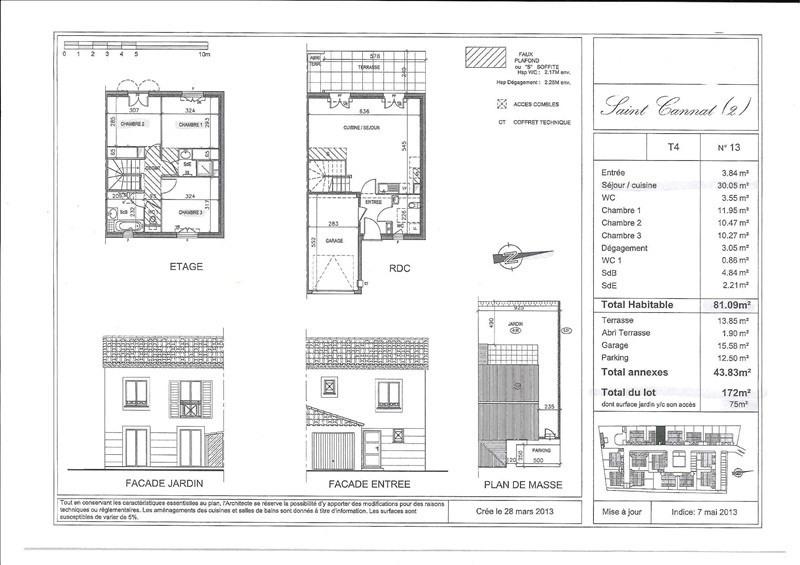 Vente maison / villa St cannat 311000€ - Photo 3