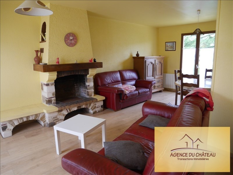 Venta  casa Auffreville brasseuil 270000€ - Fotografía 3